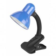 N-212-E27-40W-BU настольная лампа  синий Б0035060