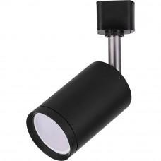 AL155 светильник трековый под лампу GU10, черный 32474