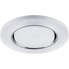 Светильник CD5020 20LED*2835 SMD 4000K, 11W GX53, без лампы, белый матовый 32659