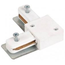 Коннектор для шинопровода L- образный 1-фазный G-1-TLT-IP20  белый 580901