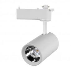 Светильник трековый 10 Вт 1 фаза GTR-10-1-IP20  белый 580002