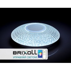 001 Светильник LED Brixoll 40w 2700-6500K ip 20 RNB-40W-01