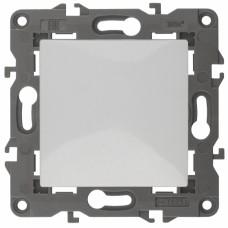 14-1101-01 ЭРА Выключатель, 10АХ-250В, IP20, Эра Elegance, белый Б0034207