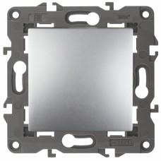 14-1103-03 ЭРА Переключатель, 10АХ-250В, IP20, Эра Elegance, алюминий Б0034224