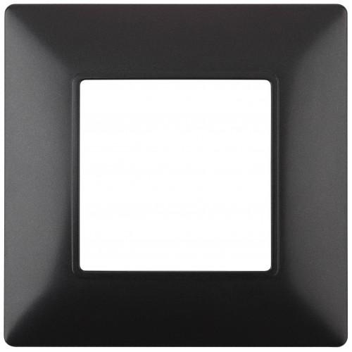 14-5001-05 ЭРА Рамка на 1 пост, Эра Elegance, антрацит Б0034385