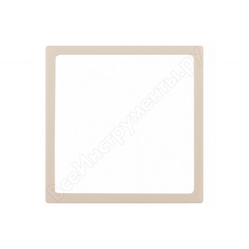 14-6001-01 ЭРА Декоративная рамка, Эра Elegance, белый Б0034589