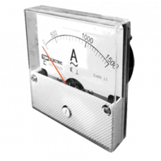 Амперметр А80 1500А/5А-2,5, трансформаторного включения, (поверенный), TDM SQ1102-0249