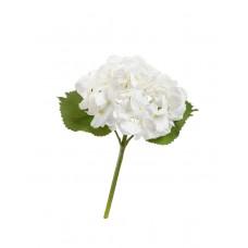 Ветка искусственная Гортензии, 97см , белый 1083952