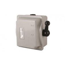 Рубильник РКН-15  (0 - | ) 15А врубной TDM SQ0734-0001