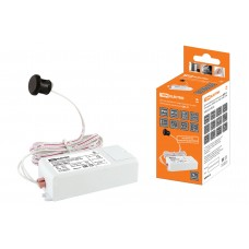 Датчик движения коротк.дист. ДДК-01 (повт.движ.) 500Вт, 6см, IP20, 230В, TDM SQ0324-0033