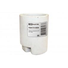 Патрон керамический E40 TDM SQ0319-0006
