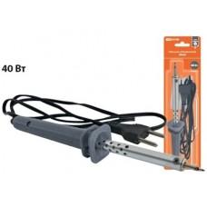 Паяльник электрический ПЭ-40  с жалом типа