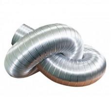 Воздуховод гофрированный алюминиевый O80 TDM SQ1807-0062
