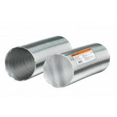 Воздуховод гофрированный алюминиевый O90 TDM SQ1807-0063