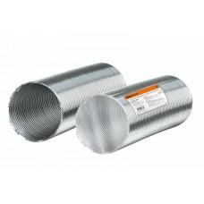 Воздуховод гофрированный алюминиевый O140 TDM SQ1807-0070