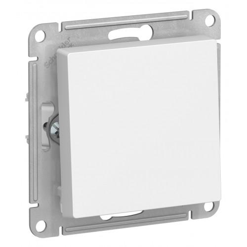AtlasDesign Бел Выключатель 1-клавишный сх.1, 10АХ, механизм ATN000111