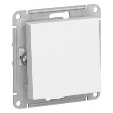 AtlasDesign Бел Выключатель с самовозвратом, сх.1, 10АХ, механизм ATN000115