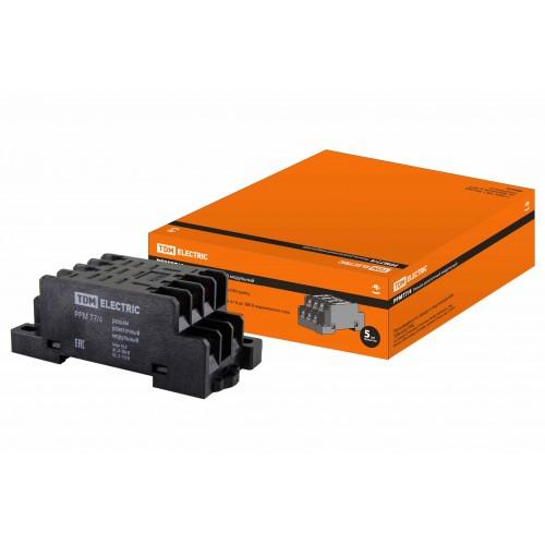 Разъем РРМ77/4 для РЭК77/4 модульный TDM SQ0701-0006