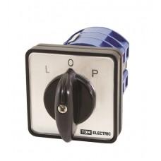 Кулачковый переключатель КПУ11-10/11 (реверс) TDM SQ0715-0073