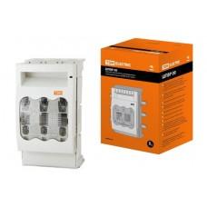 Шинный выключатель-разъединитель с функцией защиты ШПВР 00 3П 160A TDM SQ0726-0005