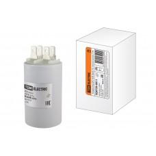 Конденсатор ДПС 450В, 8мкФ, 5%, плоский разъем, TDM SQ0739-0011