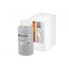 Конденсатор ДПС 450В, 100мкФ, 5%, плоский разъем, TDM SQ0739-0036