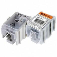 Распределительный блок проходной РБП 35 (1х35 - 4х6 мм2) 125/50 А TDM SQ0823-0101