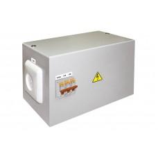 Ящик с трансформатором понижающим ЯТП-0,25 220/12-3авт. TDM SQ1601-0002