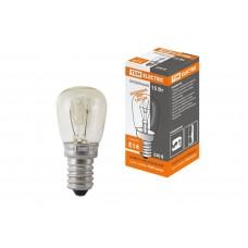 Лампа накаливания РН(ПШ)-230-15, 15 Вт, 230 В, Е14, ккоробка TDM SQ0332-0140