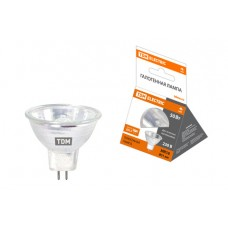 Лампа галогенная с отражателем MR16 (JCDR)  - 50 Вт - 230 В - GU5.3 TDM SQ0341-0009
