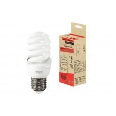 Лампа люминесцентная НЛ-FSТ2-15 Вт-2700 К–Е27 (42х102 мм) SQ0347-0008