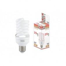 Лампа люминесцентная НЛ-FSТ2-25 Вт-2700 К–Е27 (54х126 мм), Народная SQ0347-0062