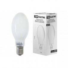 Лампа ртутная высокого давления прямого включения ДРВ 160 Вт Е27 TDM SQ0325-0019