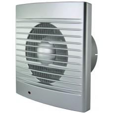 Вентилятор бытовой настенный 120 С-5, серебро TDM SQ1807-0123