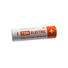 Аккумулятор AA-2700 mAh Ni-MH BP-2 TDM SQ1702-0072