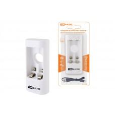 Зарядное устройство 3022 (300 mA 2 слота АА/ААА 1 кан. USB) TDM SQ1702-0102