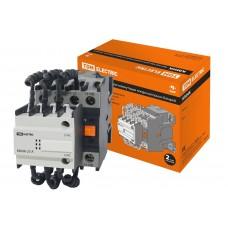Контактор для коммутации конденсаторных батарей 60кВАр, КМНК-60-230.Б 2НО1НЗ TDM SQ2103-0008