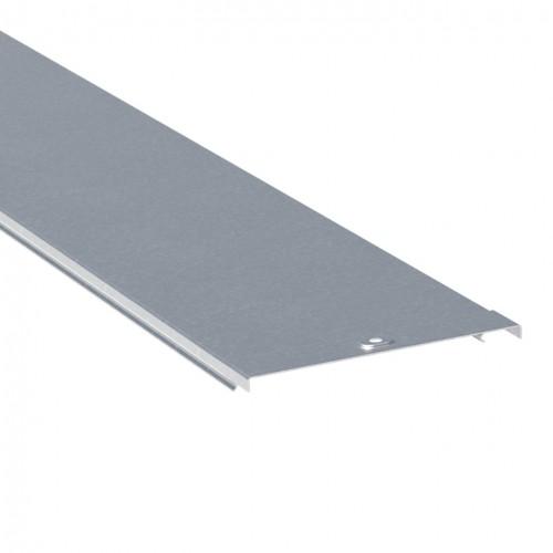 Крышка на металлический лоток основание 300мм (12м) L3000 EKF k30010