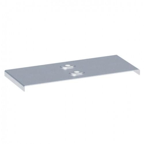 Накладка на крышку соединительная 100мм EKF nk10010