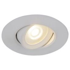 9906 LED 6W WH белый a039391