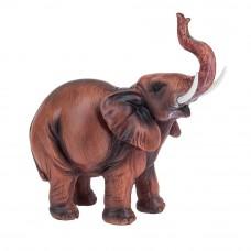 Фигурка Слон (пластик), 22х9.5х24см, в асс., коричневый 8719202960846