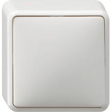 Одноклавишный выкл Push&Go, графит 2420101-038