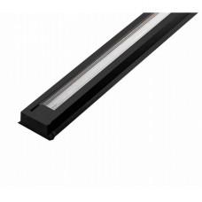 Шинопровод Однофазный 1м G-1-1-TR-IP20-B черный 581120