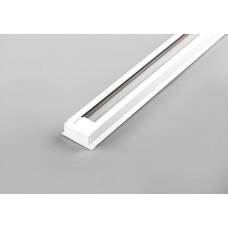 CAB1003 Шинопровод для трековых светильников, белый, 1м (в наборе токовод, заглушка, крепление) 10337