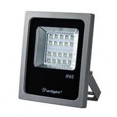 Светодиодный прожектор AR-FLAT-ARCHITECT-20W-220V Day (Grey, 50x70 deg) 024168