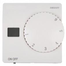 Терморегулятор механический накладной с дисплеем (R816XT) REXANT 51-0538