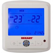 Терморегулятор с дисплеем и автоматическим программированием REXANT, R860XT 51-0560