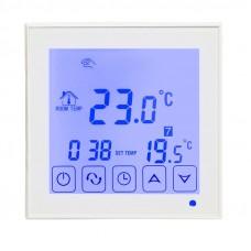 Терморегулятор сенсорный с автоматическим программированием REXANT, R200W, белый 51-0573