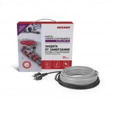 Греющий саморегулирующийся кабель на трубу  Extra Line 25MSR-PB 3M (3м/75Вт) REXANT 51-0638