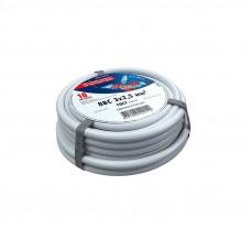 Провод соединительный ПВС 3x2,5 мм?, длина 5 метров, ГОСТ 7399-97  REXANT 01-8048-5